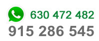 Atención al cliente 915 286 545 / 630 472 482